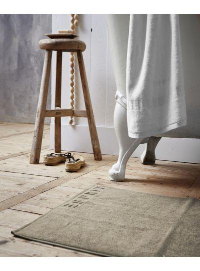 Solid fürdőszobaszőnyeg, mokka