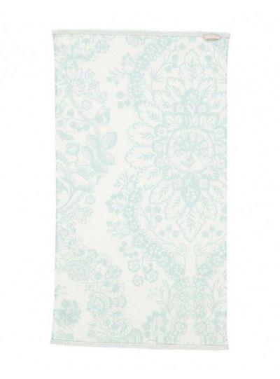 Lacy dutch törölköző, kék