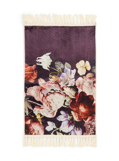 Anneclaire Kisméretű szőnyeg, cseresznyepiros