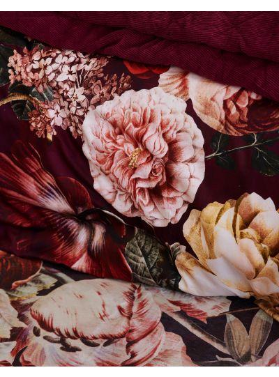 Anneclaire Ágyneműszett garnítúra, cseresznyepiros