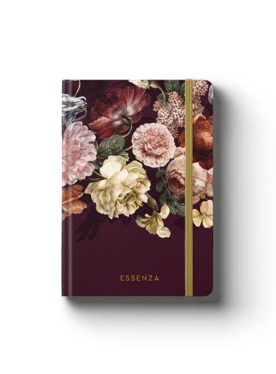 Anneclaire Jegyzetfüzet, cseresznyepiros