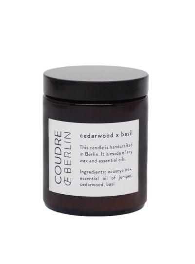 Essential illatgyertya bazsalikom/cédrusfa