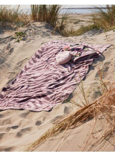 Belen strandtörölköző, rózsaszín