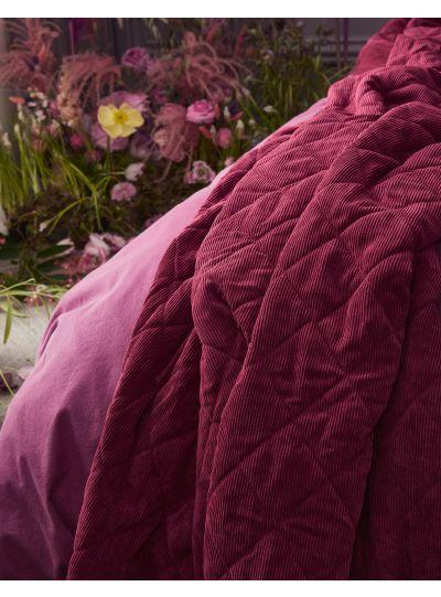 Billie Steppelt takaró, cseresznyepiros