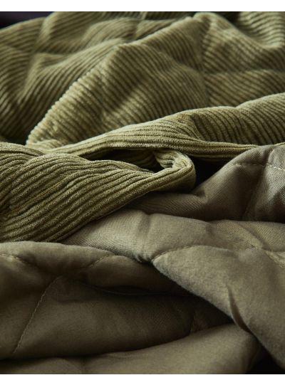 Billie Steppelt takaró, sötétzöld