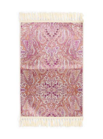 Boheme Kisméretű szőnyeg, rebarbara rozsaszín