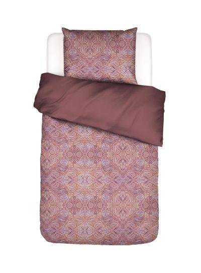 Boheme Ágyneműszett garnítúra, rebarbara rozsaszín