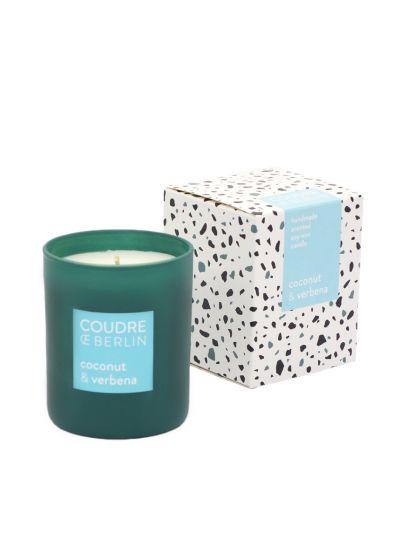 Contemporary illatgyertya kókusz/verbéna