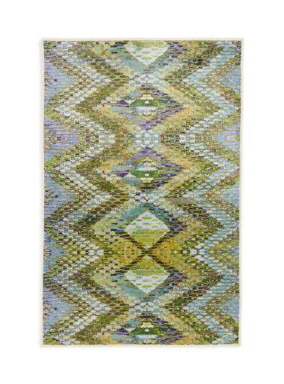 Fabienne Kisméretű szőnyeg, olívazöld