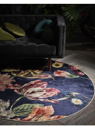 Filou szőnyeg, sötétkék