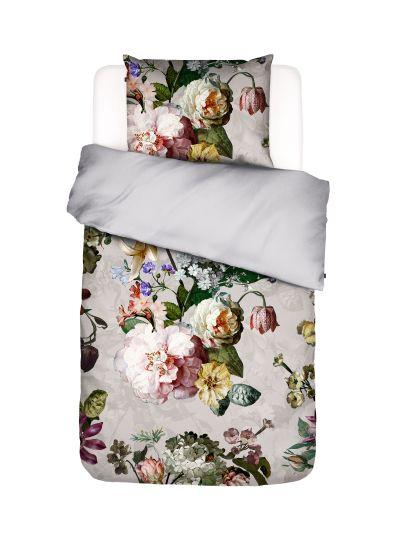 Fleur ágyneműszett garnitúra, szürke