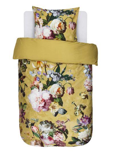 Fleur ágyneműhuzat garnitúra, aranysárga