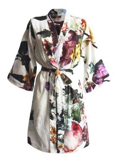 Fleur kimonó, ekrü