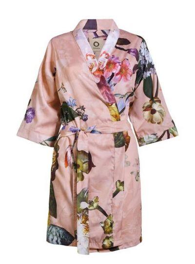 Fleur kimonó, rózsa