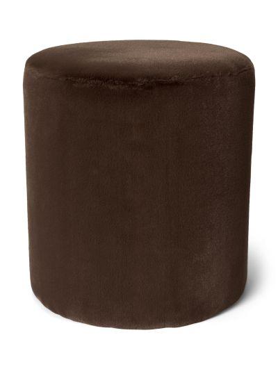Furry Puff, csokoládébarna