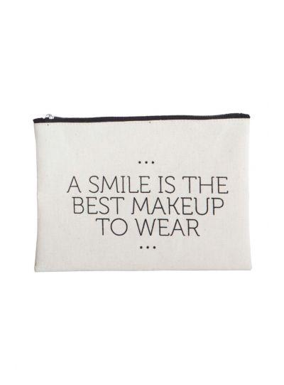 Smile, sminktáska