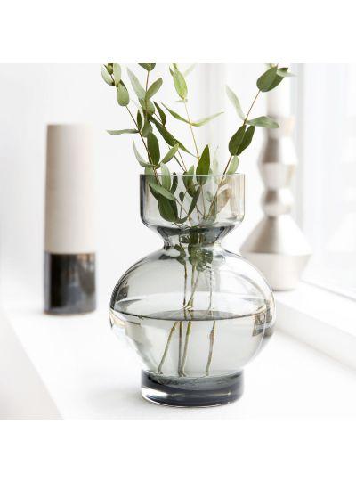Váza, Lowa, Szürke