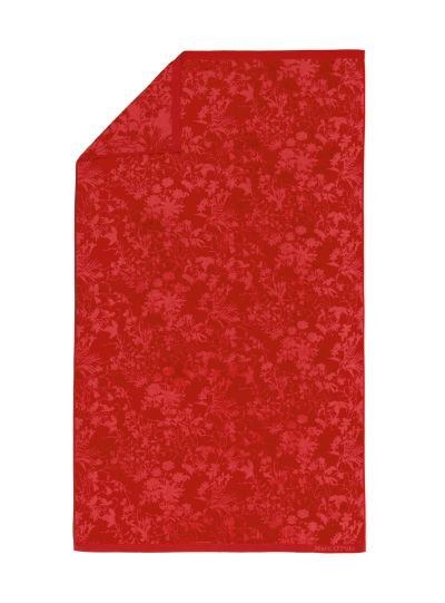 Honalu Strandtörölköző, piros