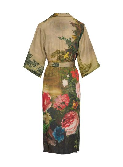 Ilona Florence kimonó, Többszínű