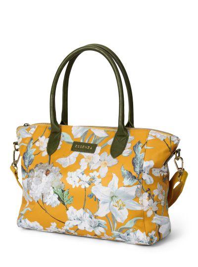Jennah Rosalee Mindenes táska, mustársárga