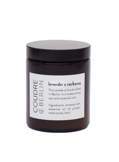 Essential illatgyertya verbéna/levendula