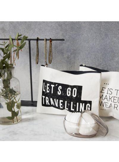 Travelling, sminktáska