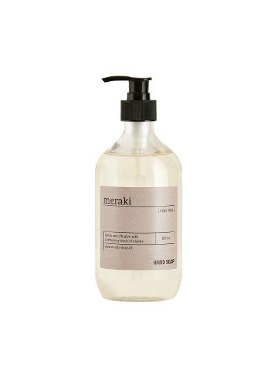 Silky mist, folyékony szappan
