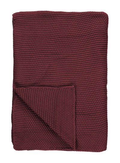 Nordic knit Takaró, meleg földszín