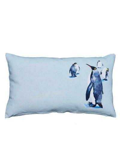 Penguin díszpárna