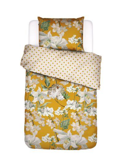 Rosalee ágyneműszett garnitúra, mustár
