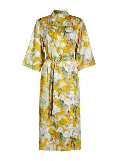 Rosalee kimonó, sárga