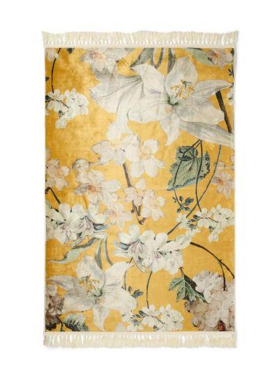 Rosalee szőnyeg, mustár