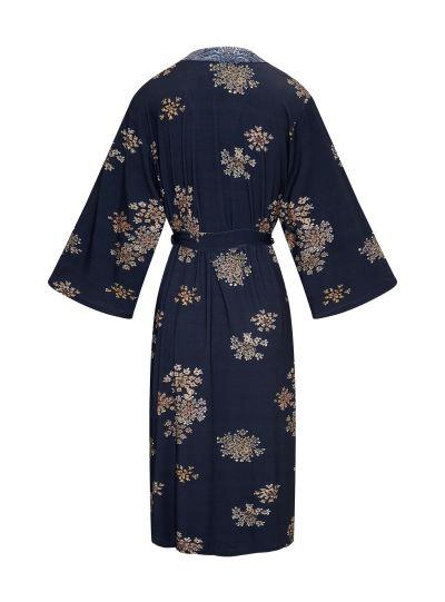 Sarai Lauren Boheme kimonó, Indigókék