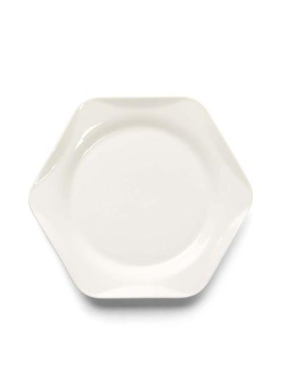 Sculpture Süteményes tányér, Tortfeher