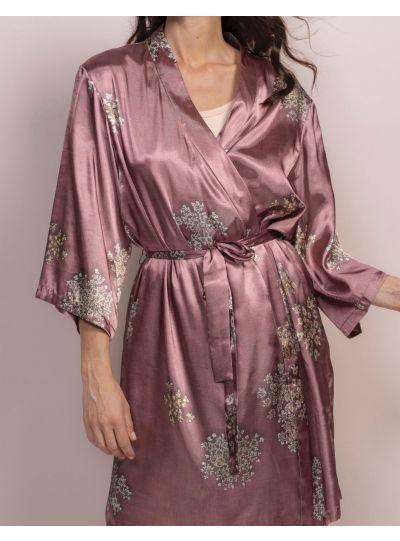 Sarai Lauren kimonó, rózsaszín