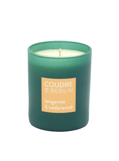 Contemporary illatgyertya mandarin/cédrusfa