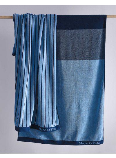 Verta Strandtörölköző, Kék