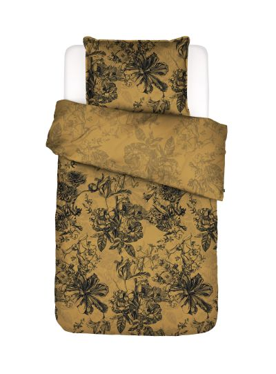 Vivienne ágyneműszett garnitúra, okker